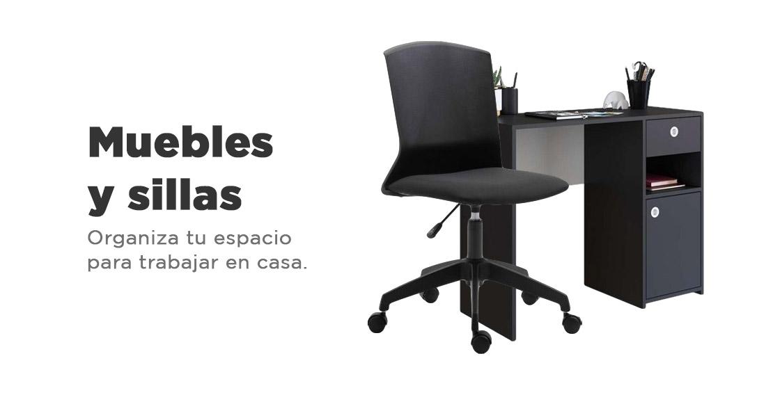 Muebles de Escritorio y sillas